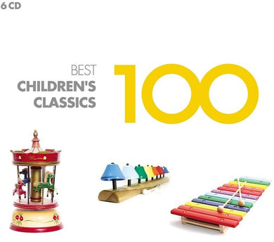 100 BEST CHILDREN'S CLASSICS (6 CDs)