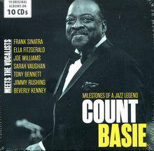 Load image into Gallery viewer, COUNT BASIE MEETS THE VOCALISTS (10 CDS)