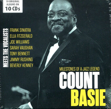 COUNT BASIE MEETS THE VOCALISTS (10 CDS)