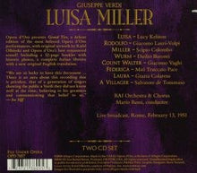 Load image into Gallery viewer, VERDI: LUISA MILLER -LAURI-VOLPI,  (2 CDS, ROMA 1951)