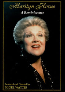 MARILYN HORNE - A REMINISCENCE (DVD)