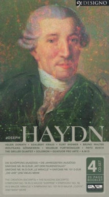 HAYDN: Symphonies, Chamber Music and Choral Music (4 CDs)