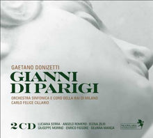 Load image into Gallery viewer, DONIZETTI: GIANNI DI PARIGI (2 CDS)