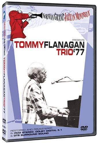 NORMAN GRANZ JAZZ IN MONTREUX PRESENTS -TOMMY FLANAGAN TRIO '77 (DVD)