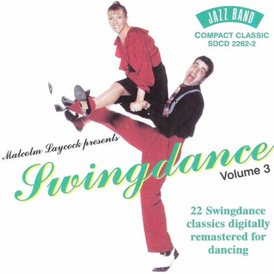 SWINGDANCE VOL.3: Harry James, Johnny Mercer, George Paxton, Peggy Lee, Cab Calloway