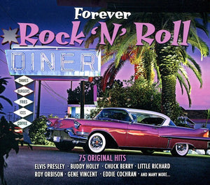 FOREVER ROCK N ROLL: Elvis Presley, Buddy Holly, Chuck Berry, Little Richard, Roy Orbison