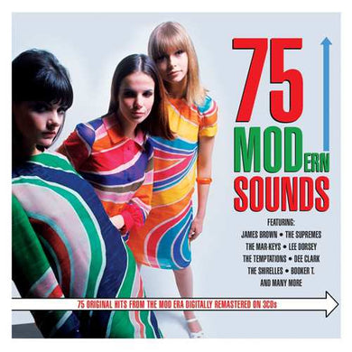 75 MOD-ERN SOUNDS: 75 HITS FROM THE MOD ERA (3 CDS)