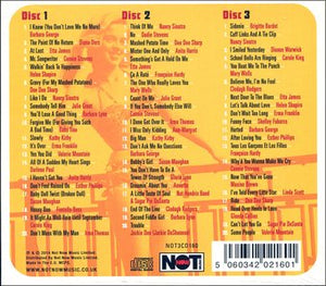 SIXTIES GIRLS - 3 CDS