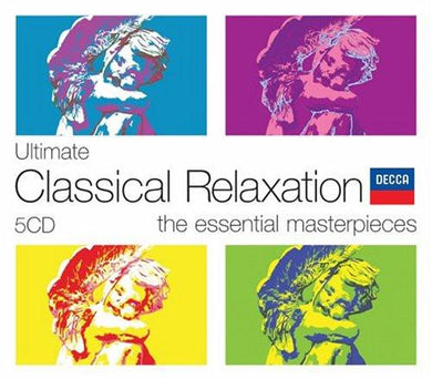 ULTIMATE CLASSIC RELAXATION BOX - 5 CDs