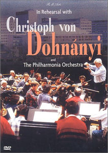 IN REHEARSAL WITH CHRISTOPH VON DOHNANYI - HAYDN SYMPHONY NO. 88