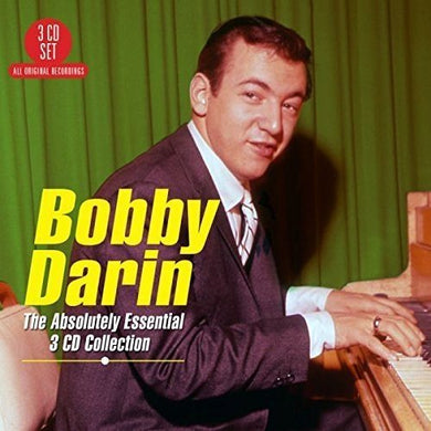 BOBBY DARIN: The Absolutely Essential Collection (3 CDs)