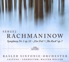 Load image into Gallery viewer, RACHMANINOV: SYMPHONY 1; THE ROCK - BASLER SYMPHONY ORCHESTRA