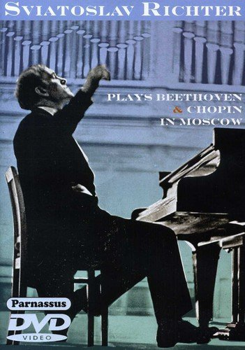 RICHTER PLAYS BEETHOVEN & CHOPIN IN MOSCOW (DVD)