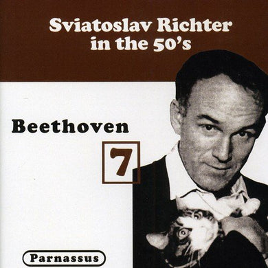 RICHTER IN THE 1950'S - VOLUME 7: BEETHOVEN (2 CDS)