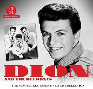 DION & THE BELMONTS: The ABsolutely Essential Collection (3 CDs)