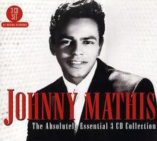 Load image into Gallery viewer, JOHNNY MATHIS: The Absolutely Essential Collection (3 CDs)