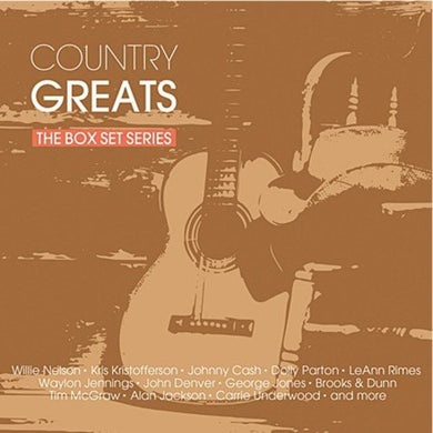 Country Greats (4 CDS)