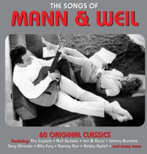 THE SONGS OF MANN & WEIL (3 CDS)