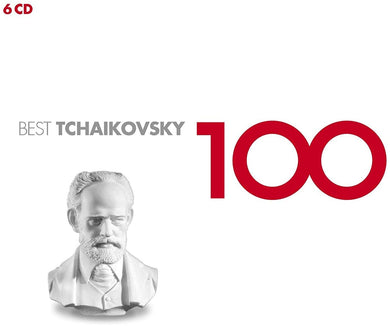 100 BEST TCHAIKOVSKY (6 CDS)