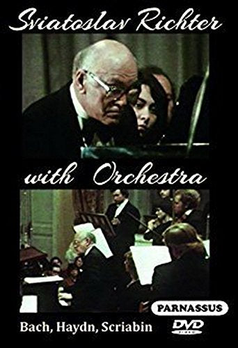RICHTER WITH ORCHESTRA (DVD)