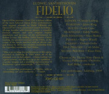 Load image into Gallery viewer, BEETHOVEN: FIDELIO - LUDWIG; KING; CRASS (2 CDS, RECORDED 1969)