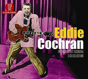 EDDIE COCHRAN: The Absolutely Essential Collection (3 CDs)