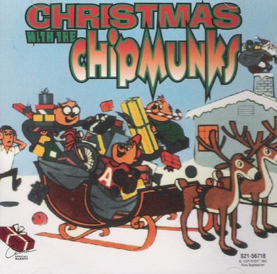 CHIPMUNKS: Christmas With The Chipmunks