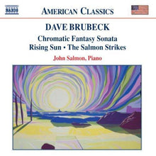 Load image into Gallery viewer, BRUBECK: JOHN SALMON PLAYS DAVE BRUBECK