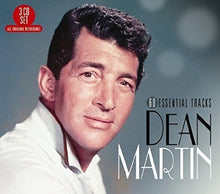 Load image into Gallery viewer, DEAN MARTIN: Essential Tracks (3 CDs)