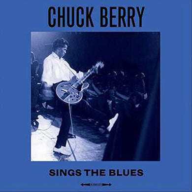 CHUCK BERRY: Sings The Blues (LP)