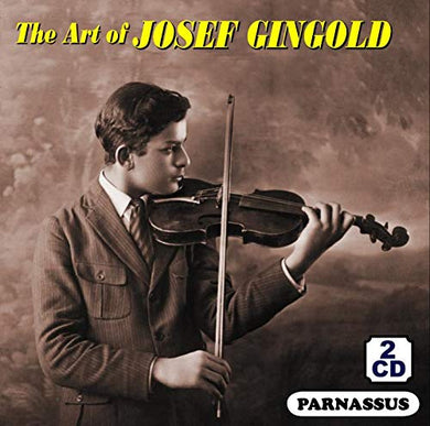 THE ART OF JOSEF GINGOLD (2 CDS)