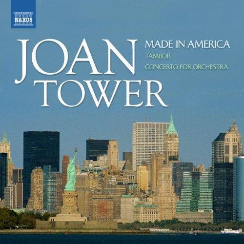 TOWER: MADE IN AMERICA - NASHVILLE SYMPHONY ORCHESTRA; SLATKIN