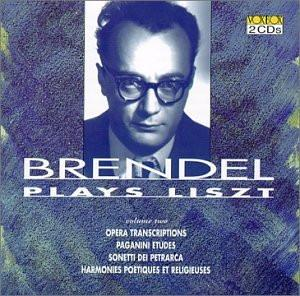 Alfred Brendel Plays Liszt, Volume 2 (2 CDs_