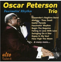 Load image into Gallery viewer, OSCAR PETERSON TRIO: FASCINATIN' RHYTHM