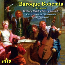 Load image into Gallery viewer, BAROQUE BOHEMIA & BEYOND, VOLUME 2 - CZECH PHILHARMONIC ORCHESTRA