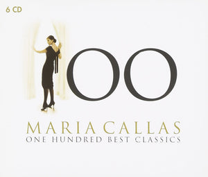 BEST CALLAS 100 (6 CDS)