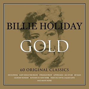 BILLIE HOLIDAY: GOLD (3 CDS)