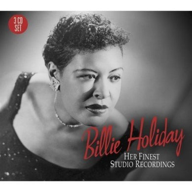 BILLIE HOLIDAY: Her Finest Studio Recordings (3 CDs)