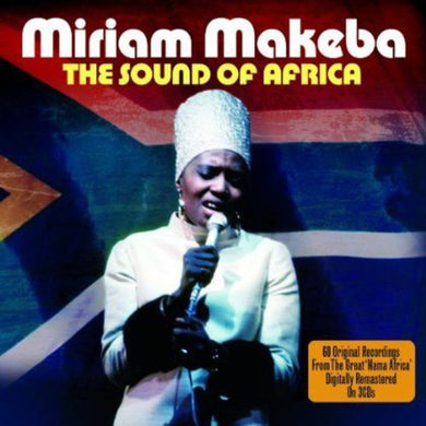 MIRIAM MAKEBA: Sound Of Africa (3 CDS)