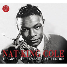 Load image into Gallery viewer, NAT KING COLE: The Absolutely Essential Collection (3 CDs)