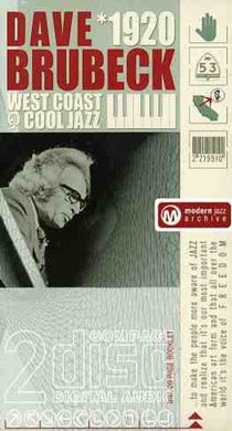 DAVE BRUBECK - FOR ALL WE KNOW/TAKE FIVE (2 CDS)