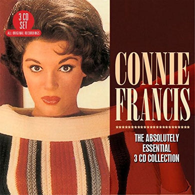CONNIE FRANCIS: The Absolutely Essential Collection (3 CDs)