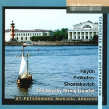 Load image into Gallery viewer, HAYDN, PROKOFIEV, SHOSTAKOVICH: QUARTETS - THE NEVSKY QUARTET