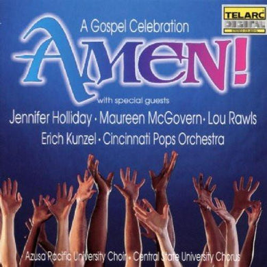 ERICH KUNZEL & CINCINNATI POPS ORCHESTRA: AMEN! A Gospel Celebration