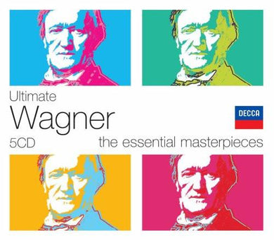 ULTIMATE WAGNER - 5 CDs