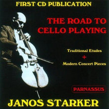 Load image into Gallery viewer, JANOS STARKER: THE ROAD TO CELLO PLAYING