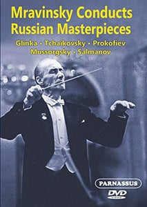 MRAVINSKY CONDUCTS RUSSIAN MASTERPIECES (DVD)