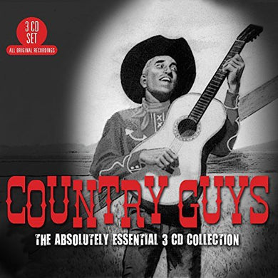 COUNTRY GUYS: The Absolutely Essential 3 CD Collection