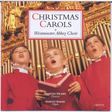 CHRISTMAS CAROLS FROM WESTMINSTER ABBEY CHOIR
