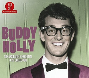 BUDDY HOLLY: The Absolutely Essential Collection (3 CDs)